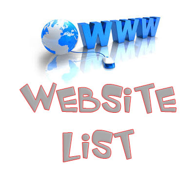 Website List